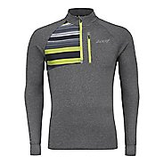 Mens Zoot Dawn Patrol 1/2 Zip Long Sleeve Technical Tops