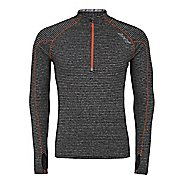 Mens Zoot Liquid Core 1/2 Zip Long Sleeve Technical Tops