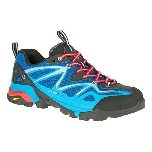 Mens Merrell Capra Sport Hiking Shoe - Blue 11