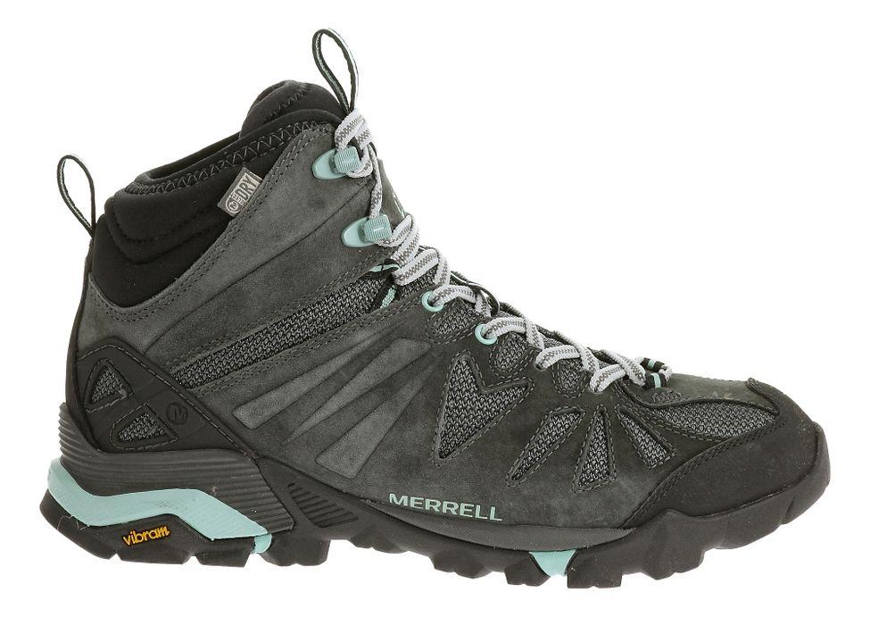 Merrell Capra Mid Waterproof Hiking Shoe