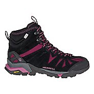 Womens Merrell Capra Mid Waterproof Hiking Shoe