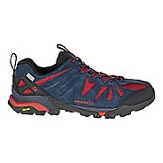 Mens Merrell Capra Waterproof Trail Running Shoe
