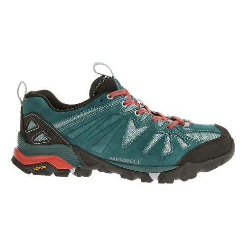 Womens Merrell Capra Trail Running Shoe - Dragonfly 11
