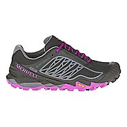 Womens Merrell All Out Terra Ice Waterproof Trail Running Shoe