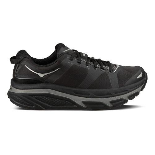 Mens Hoka One One Valor Running Shoe - Black 9