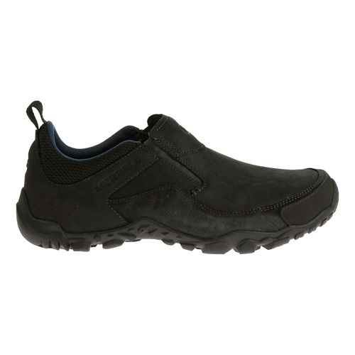 Mens Merrell Telluride Moc Hiking Shoe - Black 9