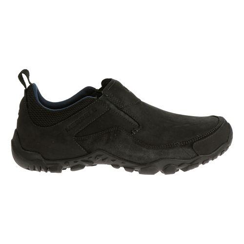 Mens Merrell Telluride Moc Hiking Shoe - Black 9.5