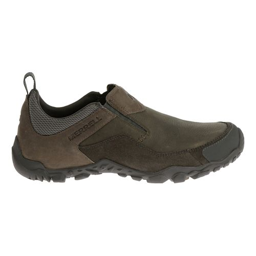 Mens Merrell Telluride Moc Hiking Shoe - Brindle 11