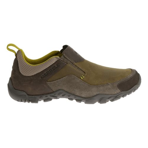 Mens Merrell Telluride Moc Hiking Shoe - Brindle 11