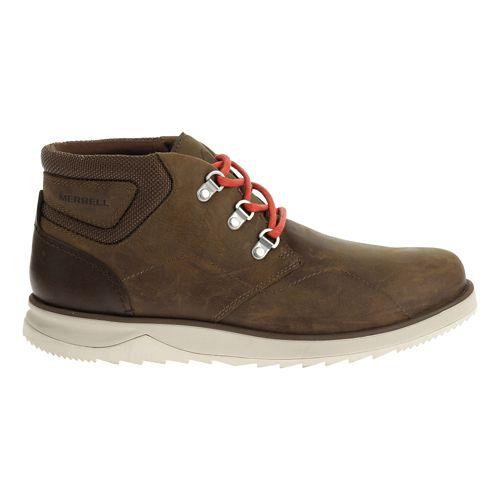 Mens Merrell Epiction Hiking Shoe - Brown Sugar 10