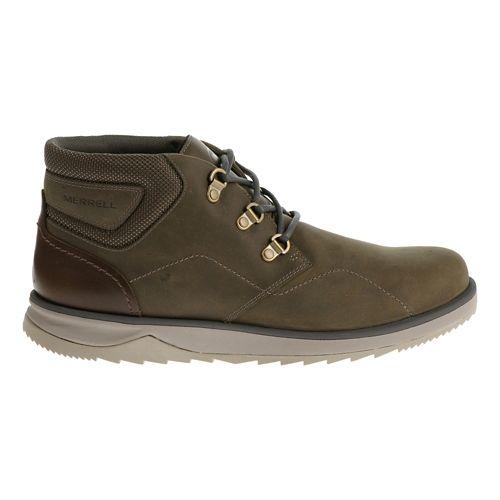 Mens Merrell Epiction Hiking Shoe - Black 8