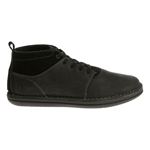 Mens Merrell Bask Sol Mid Casual Shoe - Navy 10