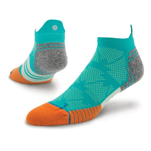 Mens Stance Trailhead Tab Socks - Teal L