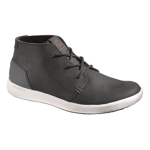 Mens Merrell Freewheel Chukka Casual Shoe - Black 13