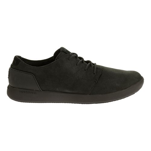 Mens Merrell Freewheel Lace Casual Shoe - Black/Black 10.5