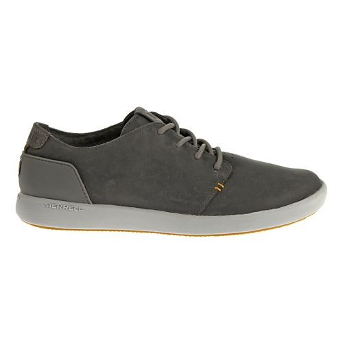 Mens Merrell Freewheel Lace Casual Shoe - Charcoal 7.5