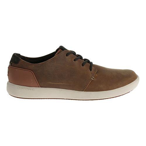 Mens Merrell Freewheel Lace Casual Shoe - Copper 7.5