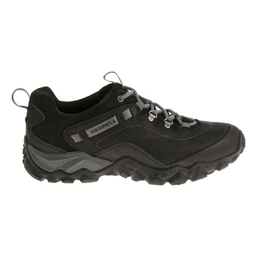 Womens Merrell Chameleon Shift Traveler Casual Shoe - Black 8.5