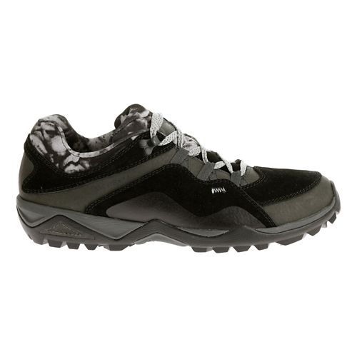 Womens Merrell Fluorecein Hiking Shoe - Black 11