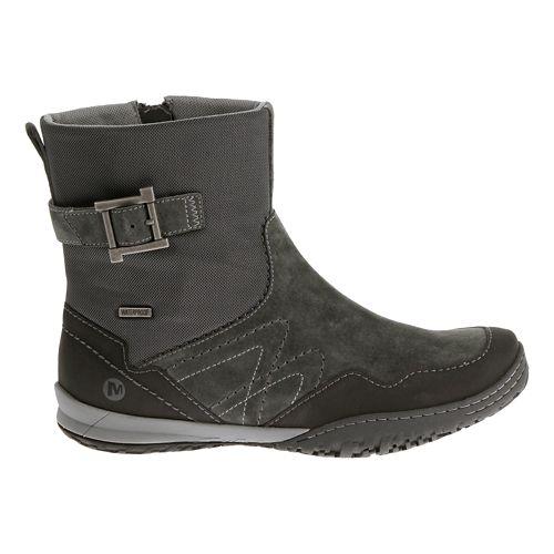 Womens Merrell Albany Sky Waterproof Casual Shoe - Granite 8