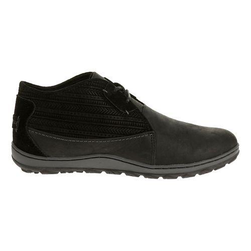 Womens Merrell Ashland Chukka Casual Shoe - Black 8.5