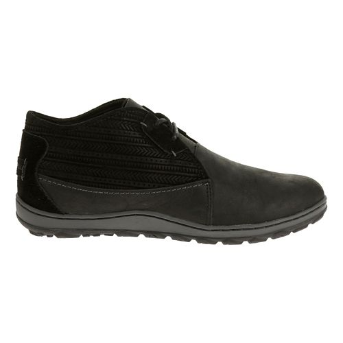 Womens Merrell Ashland Chukka Casual Shoe - Black 9.5