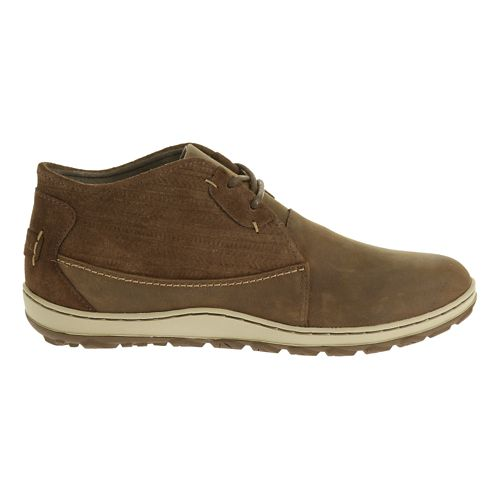Womens Merrell Ashland Chukka Casual Shoe - Brown Sugar 9