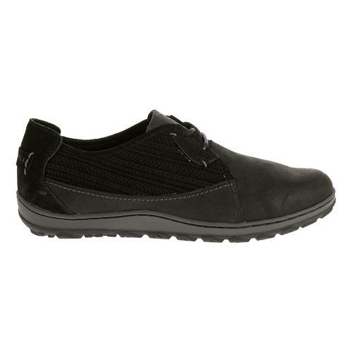 Womens Merrell Ashland Tie Casual Shoe - Black 11