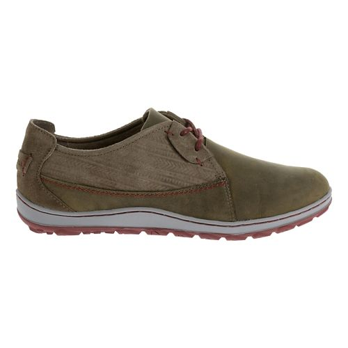 Womens Merrell Ashland Tie Casual Shoe - Bungee Cord 6