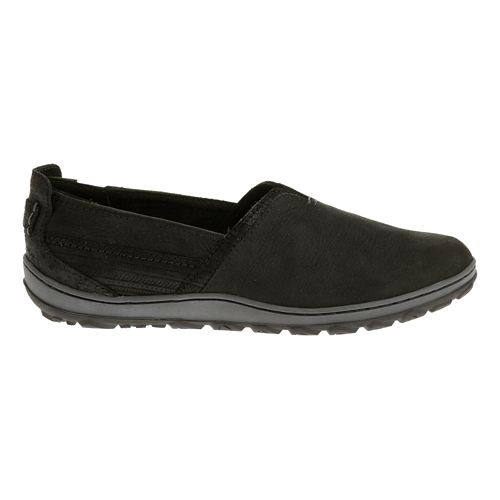 Womens Merrell Ashland Casual Shoe - Black 10.5