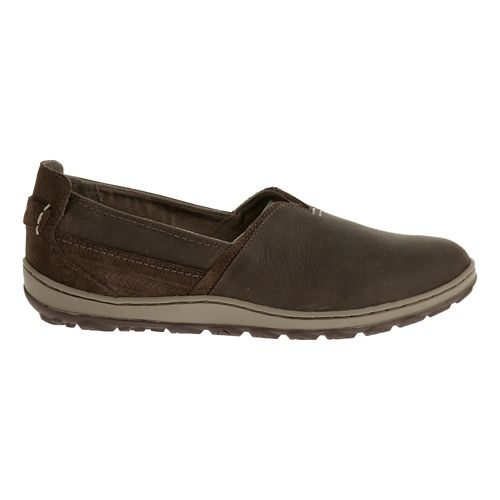 Womens Merrell Ashland Casual Shoe - Coffee Bean 6