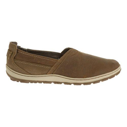 Womens Merrell Ashland Casual Shoe - Brown Sugar 10