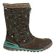 Womens Merrell Silversun Zip Waterproof Casual Shoe