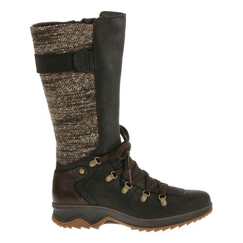 Womens Merrell Eventyr Peak Waterproof Casual Shoe - Black 6.5