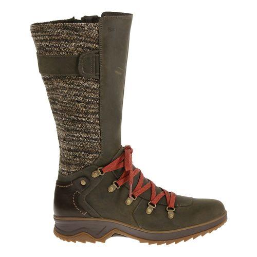 Womens Merrell Eventyr Peak Waterproof Casual Shoe - Bungee Cord 8