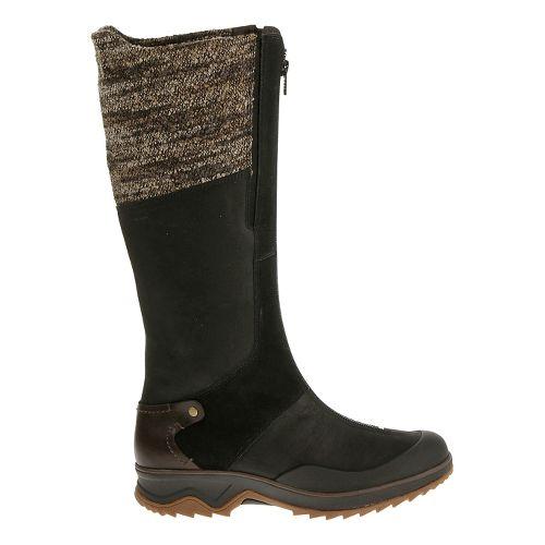 Womens Merrell Eventyr Cuff Waterproof Casual Shoe - Black 5
