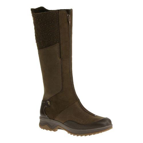 Womens Merrell Eventyr Cuff Waterproof Casual Shoe - Dark Earth 8.5