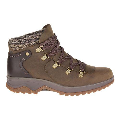 Womens Merrell Eventyr Bluff Waterproof Casual Shoe - Merrell Tan 6