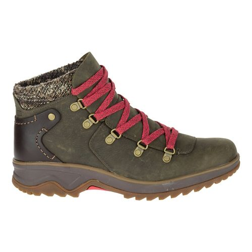 Womens Merrell Eventyr Bluff Waterproof Casual Shoe - Bungee Cord 9