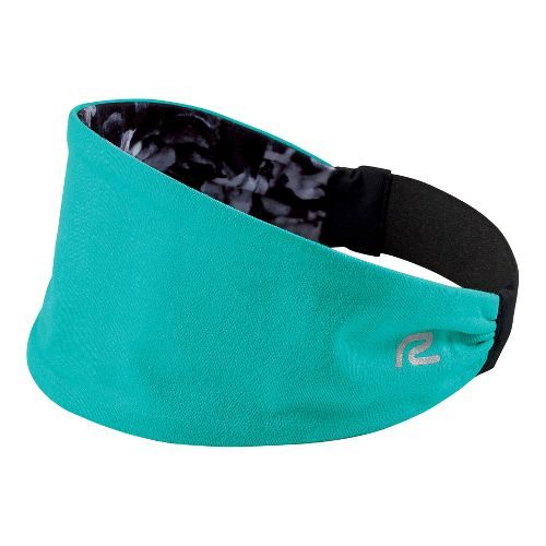 Womens R-Gear Over-the-Top Reversible Headband Headwear - Rose/Aqua Sea