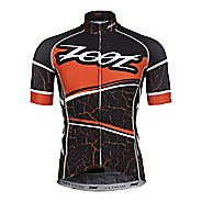 Mens Zoot Cycle Ali'i Jersey Short Sleeve Technical Tops