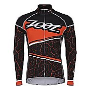 Mens Zoot Ali'i Thermo LS Jersey Lightweight Jackets