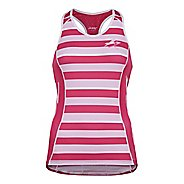 Womens Zoot Tri BCRF Racerback Sleeveless & Tank Tops Technical Tops