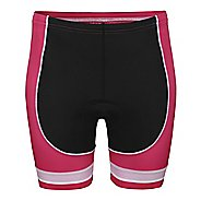 Womens Zoot Tri BCRF 6 Inch Unlined Shorts