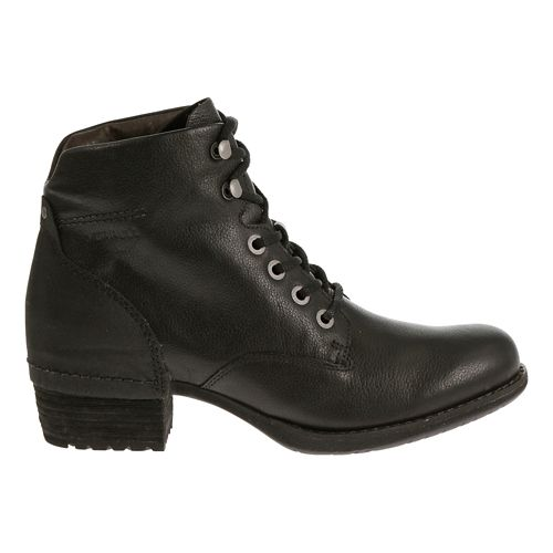 Womens Merrell Shiloh Lace Casual Shoe - Black 7