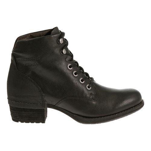 Womens Merrell Shiloh Lace Casual Shoe - Black 7.5