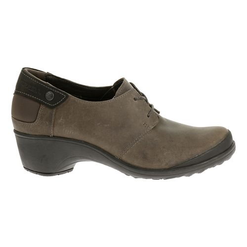Womens Merrell Veranda Tie Casual Shoe - Cloudy 10