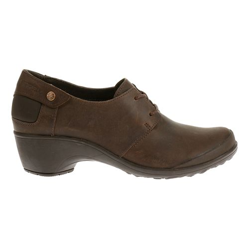 Womens Merrell Veranda Tie Casual Shoe - Butter Rum 9