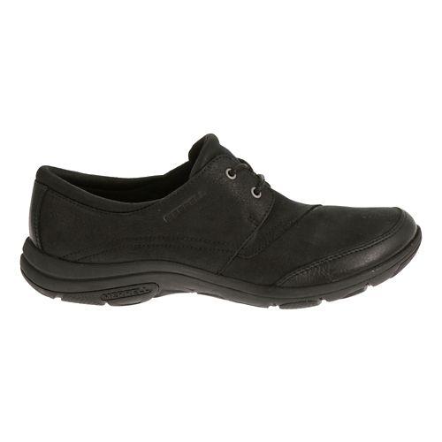 Womens Merrell Dassie Tie Casual Shoe - Black 11