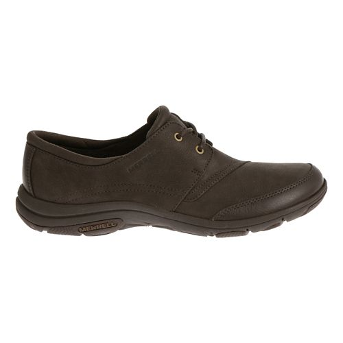 Womens Merrell Dassie Tie Casual Shoe - Java 7